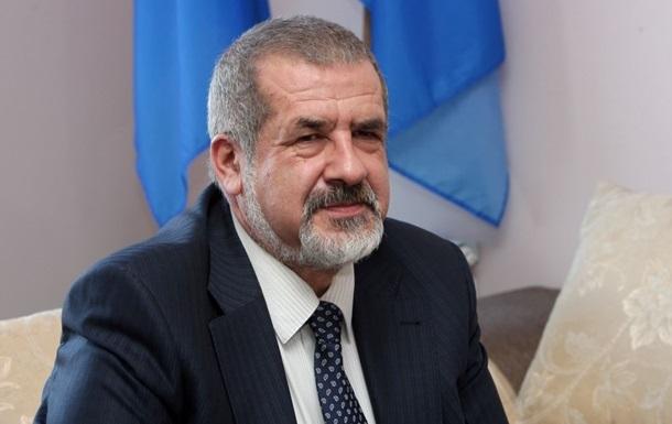 Чубаров возглавил Совет представителей крымских татар