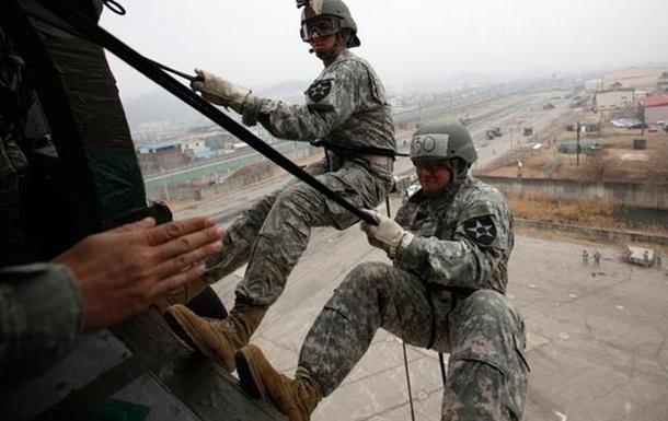 Американцы и британцы обучат казахских миротворцев