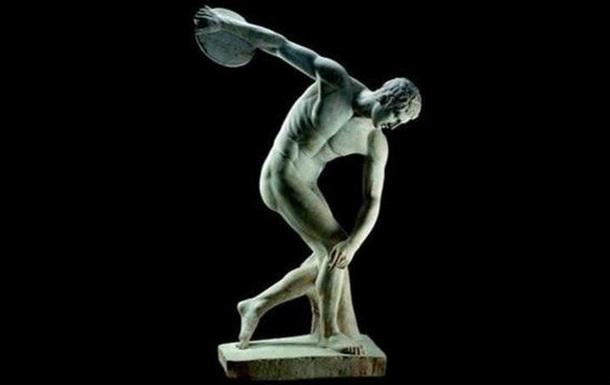 Идеальное тело в представлении древних греков