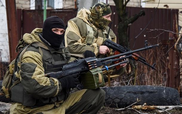 СБУ задержала двоих сепаратистов из отряда  Призрак  в Луганской области