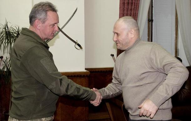 Итоги 5 апреля: Ярош стал советником главы ВСУ, подрывы авто на Донбассе