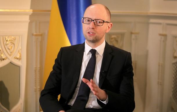 Яценюк: Мир доволен реформами в Украине