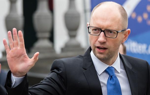 Валютный курс зависит от ситуации на востоке Украины - премьер