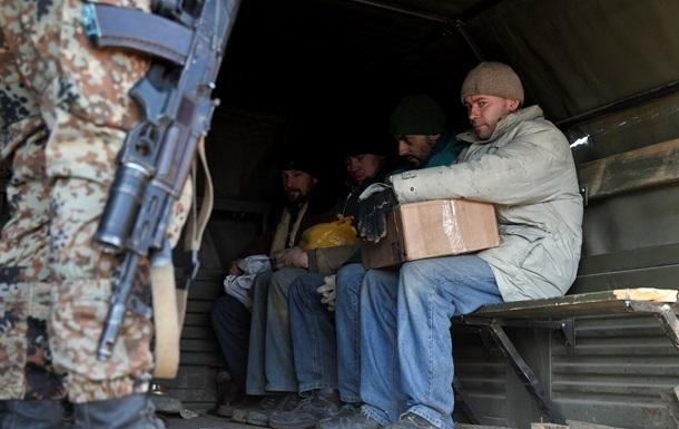 Украина приостанавливает обмен пленными