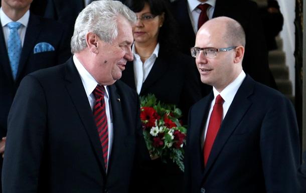 Премьер Чехии назвал реакцию президента в адрес посла США  неадекватной
