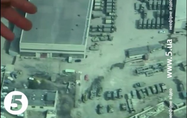 Донецк из беспилотника: разведчики показали оккупированный город