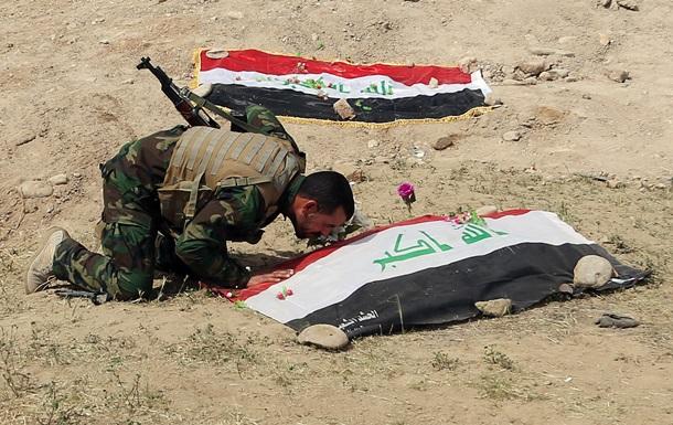 В Тикрите обнаружено массовое захоронение 1700 иракских солдат