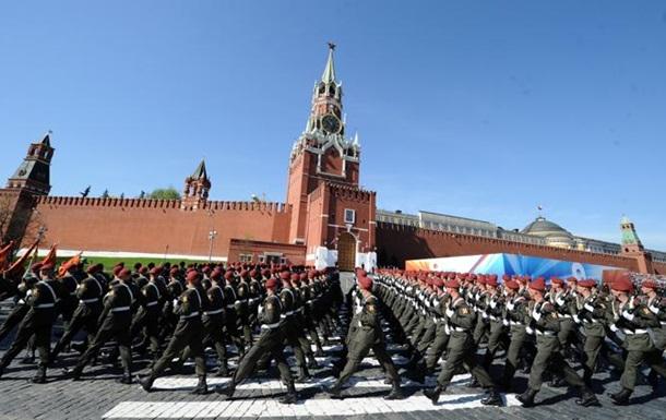 Представителей Украины не будет на параде Победы в Москве