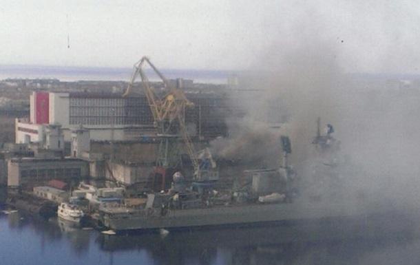 В России загорелась атомная подлодка