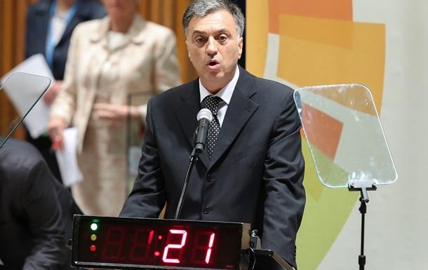Президент Черногории отказался ехать на парад Победы в Москву