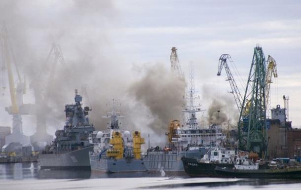 Пожар на атомной подлодке в России не привел к серьезным повреждениям