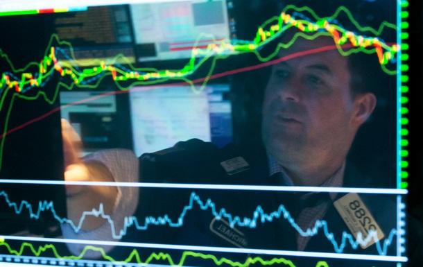 Торги на биржах США завершились снижением котировок
