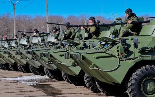 В России в очередной раз военных подняли по тревоге