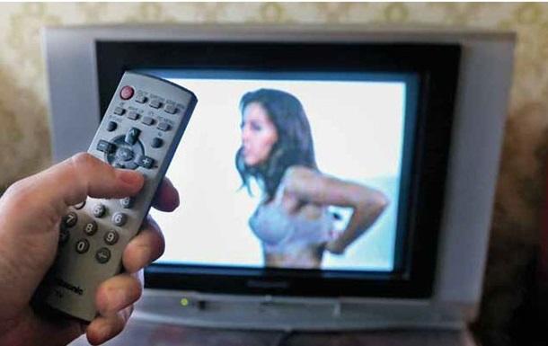 В Украине хотят работать четыре эротических телеканала
