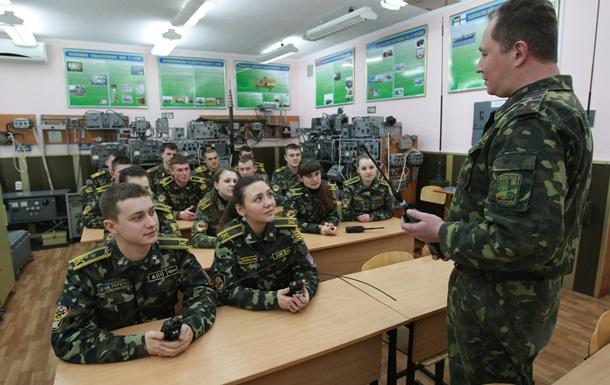 Институт цвета хаки. Военные вузы возвращают себе популярность