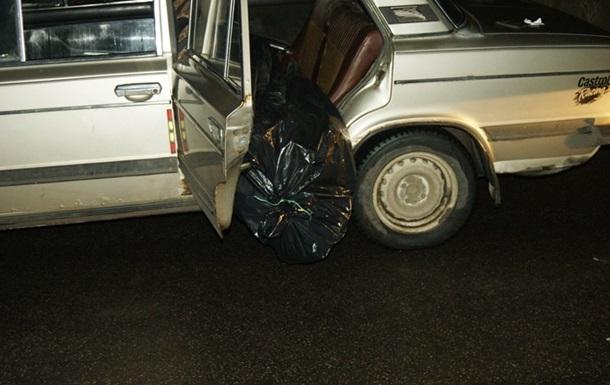 В Бердянске гаишники нашли труп в остановленном автомобиле