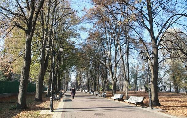 В Киеве создадут около полтысячи парков и скверов