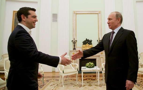 Немецкие СМИ: Грецию и Россию объединяет конфликт с ЕС