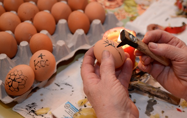 Пасхальный стол украинцев обеднеет на 44% - исследование