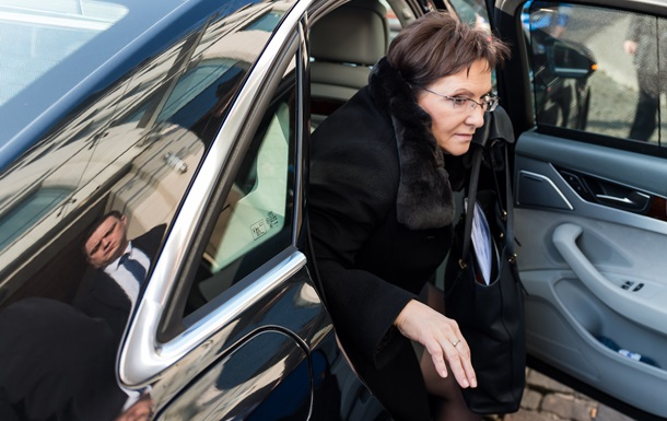 Премьер Польши Эва Копач не поедет 9 мая в Москву