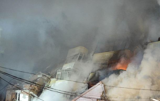 В Болгарии обрушился отель: погибли четыре человека