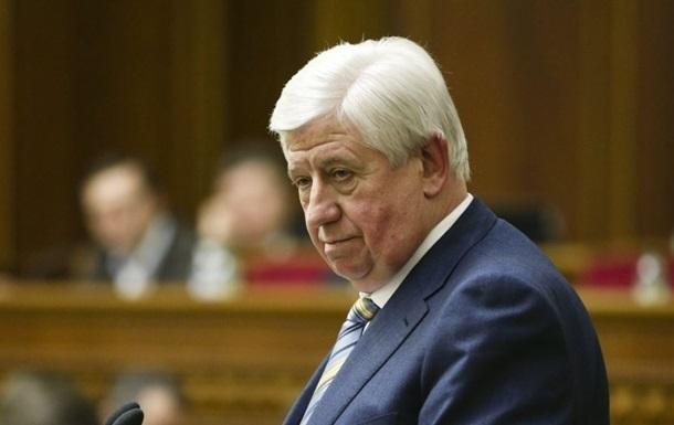 Генпрокурор Шокин заработал за год почти миллион гривен