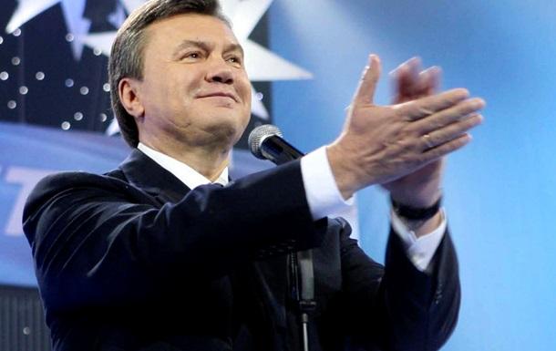 Украина присоединилась к санкциям ЕС против Януковича и его соратников