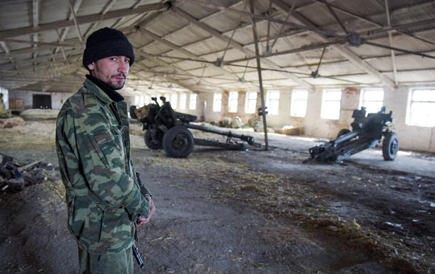 Двое сепаратистов из ЛНР сдались украинским военным