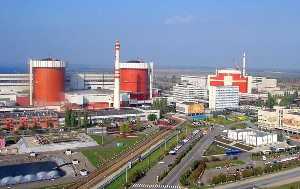 Автоматическая защита отключила генератор Южно-Украинской АЭС