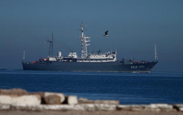 Российский военный корабль эвакуировал из Йемена 14 украинцев