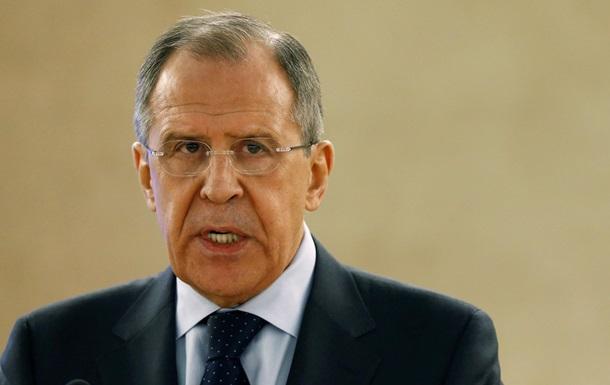 Лавров посоветовал Порошенко нейтрализовать желающих гражданской войны