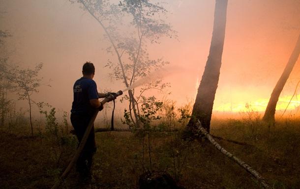В результате пожаров в Хакасии сгорело 900 домов