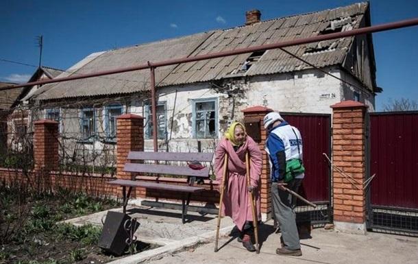 Глава миссии ОБСЕ в Украине призвал прекратить боевые действия на Донбассе