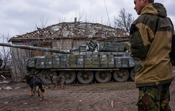 ОБСЕ: На Пасху в районе Донецка прозвучало более тысячи взрывов
