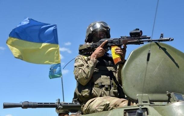 С начала АТО на Донбассе прошел год