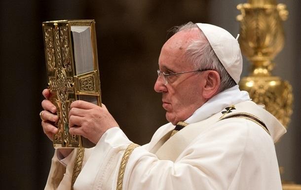 Twitter Папы Римского читают более 20 миллионов подписчиков