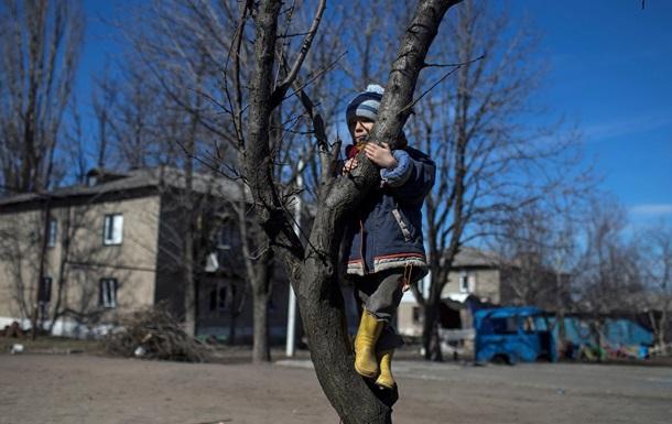 Север Донецка обстреливается