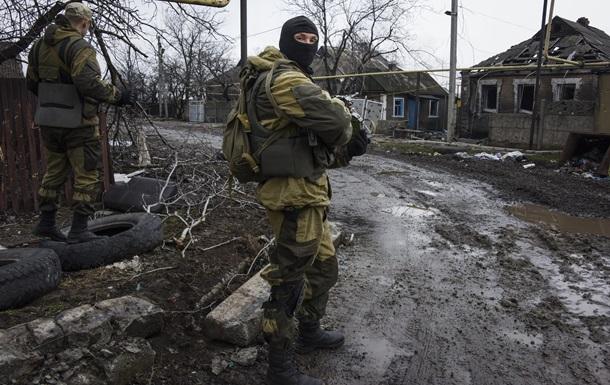 В ДНР отрицают взятие украинскими силовиками Песок
