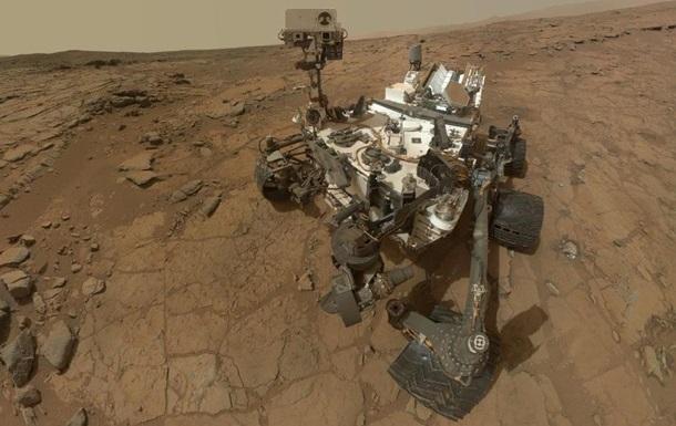 На Марсе обнаружили признаки жидкой воды