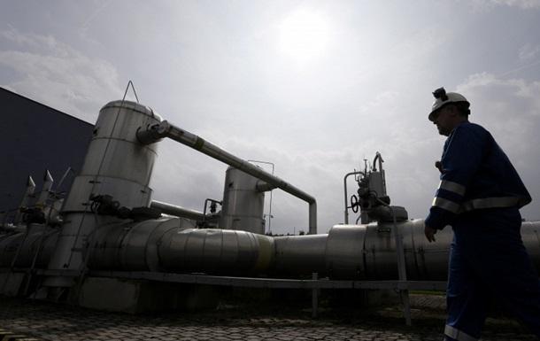 Украина ежедневно закачивает в хранилища 40 млн кубов газа
