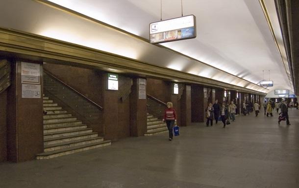 В Киеве закрыта станция метро Театральная из-за сообщения о минировании