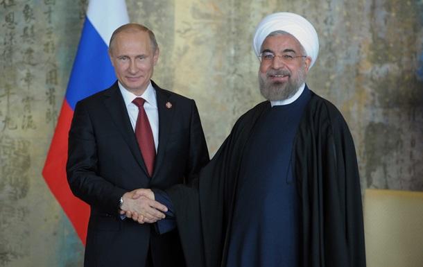 Россия намерена поставлять Ирану товары в обмен на нефть