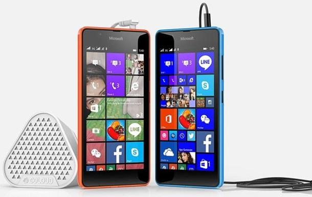 Microsoft представила свой  самый серьезный  смартфон