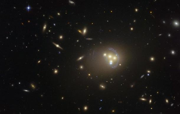 Ученые впервые наблюдали негравитационное взаимодействие темной материи