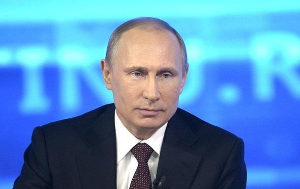 Путин: Санкции только помогли российской экономике