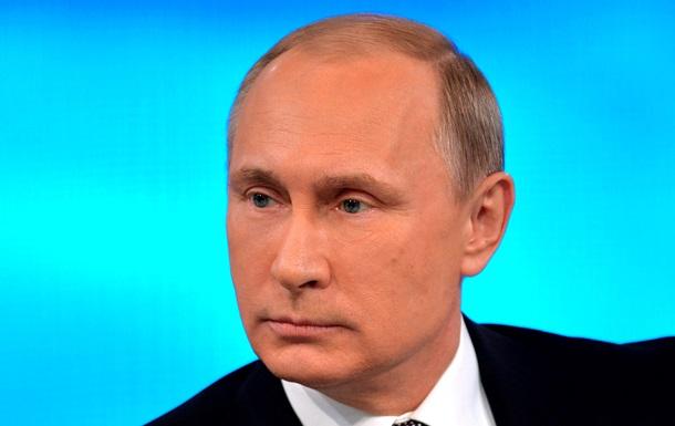 Путин: В Украине российских войск нет