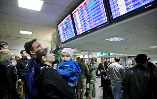 В Украине за три месяца пассажироперевозки упали на 11,3%