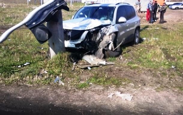 ДТП на Киевщине: увеличилось количество пострадавших