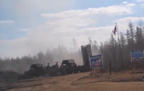 Россия проводит в Крыму учения с использованием ракетных комплексов