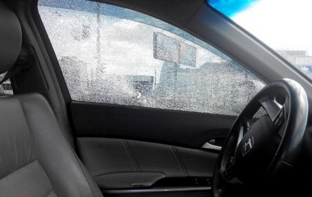 В столице обстреляли автомобиль замкомбата  Киева-1